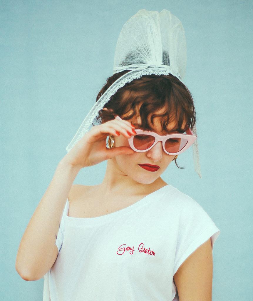 Tee-shirt brodé «Gang Breton»