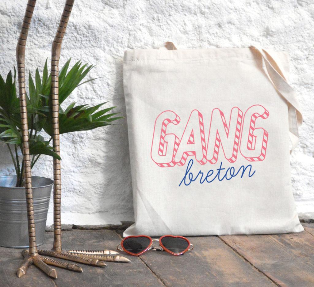 Tote bag «Gang Breton»